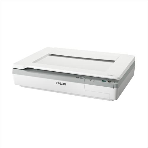 EPSON A3対応 フラットベッドスキャナー DS-50000