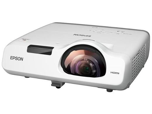 EPSON XGA 3200lm 超短焦点 16Wスピーカー 3LCD