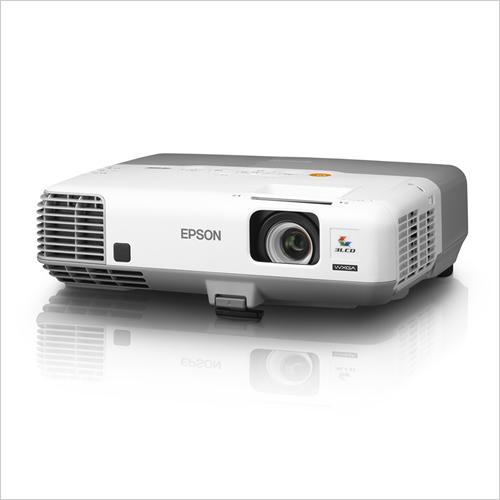 EPSON 3700lm WXGA 約3.4kg 16W HDMI端子
