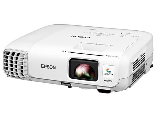 EPSON タブレットとの連携機能搭載 3500lm XGA