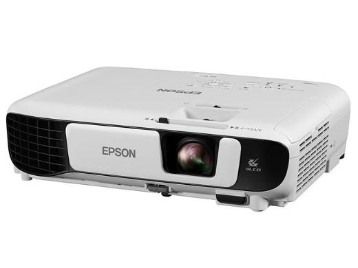 EPSON 3600lm、リアルWXGA