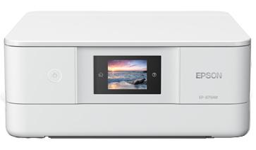 EPSON 新6色染料、コンパクト&スタイリッシュ