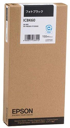 EPSON �t�H�g�u���b�N PX-F10000/8000�p ICBK60