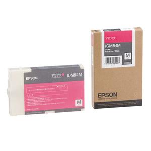EPSON �}�[���^ PX-B510/B310/B500/B300 ICM54M