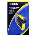 EPSON �C�G���[ PX-6000/7000/9000�Ή�(110ml)��PX-6000S��ICC24/ICM24/ICY24/ICMB24�̂ݑΉ� ICY24
