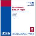 EPSON UltraSmooth Fine Art Paper A2:25枚