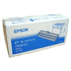 EPSON ETカートリッジA4: 3、000枚 LP-1400/LP-S100