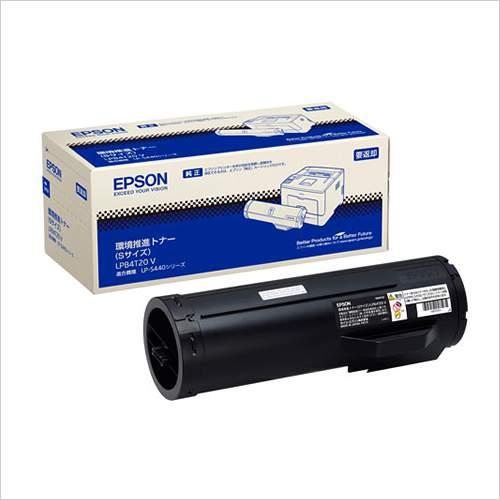 EPSON 環境推進トナーV ETカートリッジA4: 6、200枚 LP-S440DN LPB4T20V