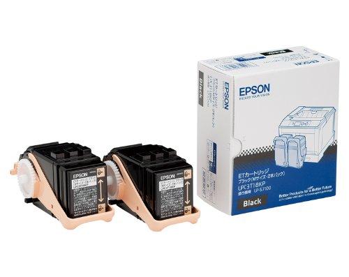 EPSON ET�g�i�[(�u���b�N)(5�A500�y�[�W�~2�ƒp�b�N) LP-S7100�V���[�Y/LP-S8100�V���[�Y LPC3T18KP
