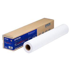 EPSON MCマット合成紙2ロール(のり付)約1、118mm幅×30.5m