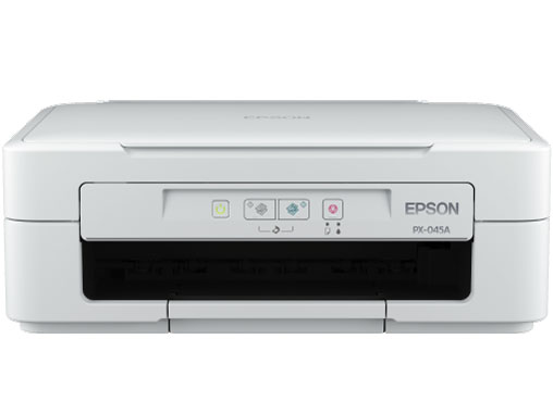 EPSON プリント&スキャン&コピーのお手頃モデル PX-045A