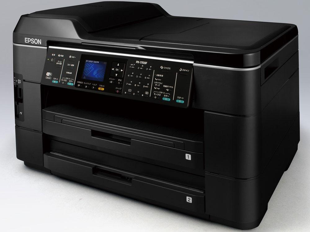 でんすけ - EPSON プリンタ PX-1700F 価格情報