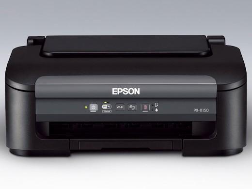 EPSON 低コストで要求に応えるモノクロプリンタ PX-K150