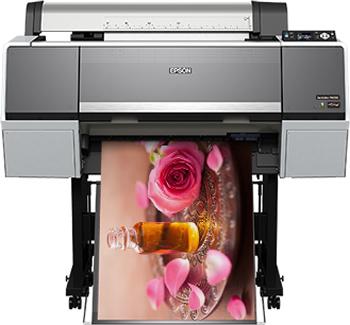 EPSON 大判プリンター SureColor(ハードディスクあり) A1プラス 8色インク搭載 SC-P6050H