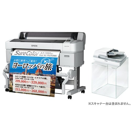 EPSON SC-T5250+DS-6500 SC-T5250MS