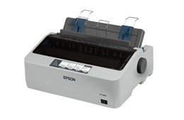 EPSON ラウンド型ドットインパクトプリンター 80桁