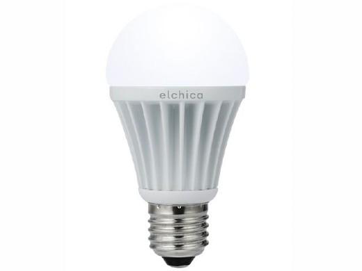 GREENHOUSE 8W LED電球 40W相当 昼白色 620LM