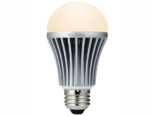 GREENHOUSE 9W LED電球 50W相当 電球色 680LM