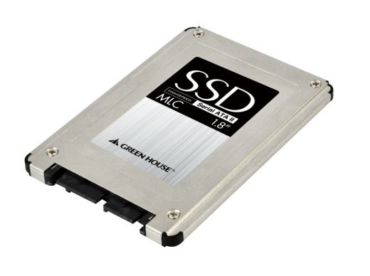 GREENHOUSE シリアルATA-II 190MB/s(最大) 120MB/s(最大) GH-SSD21A128
