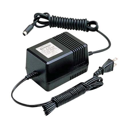 HITACHI 監視用カメラ1 台に電源を供給するACアダプター