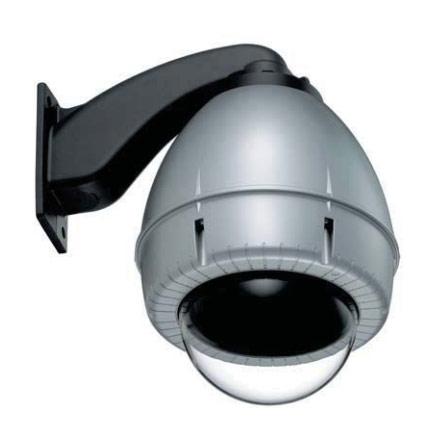 HITACHI ドームカメラハウジング ヒーター・ファン装備