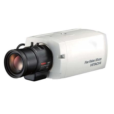 HITACHI メガピクセル対応レンズ交換型ネットワークカメラ