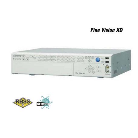 HITACHI ハイブリッドレコーダーカメラ24台対応4TBHDD内蔵
