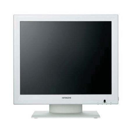 HITACHI RGB入力&ビデオ入力搭載、VESAマウント対応