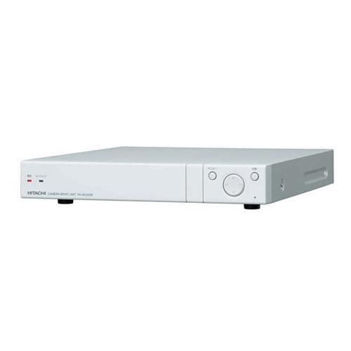HITACHI DS-G150と統一感のあるデザインでカメラ5台に電源供給