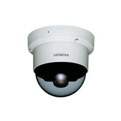 HITACHI 高解像度ドーム型カメラ、バリフォーカルレンズ内蔵