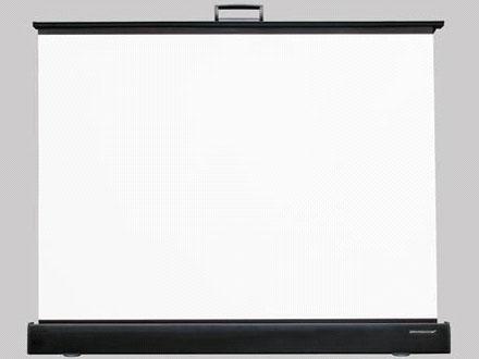 KIKUCHI 50型 モバイルテーブルトップスクリーン
