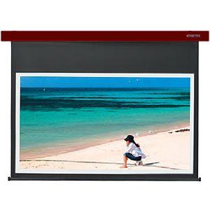 KIKUCHI 電動式スクリーン110型 4Kx2K対応【受注生産】 SES-110HSWAC_R