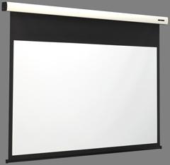 KIKUCHI 電動スクリーン120型ワイド スノーホワイト SES-120HDWA_W