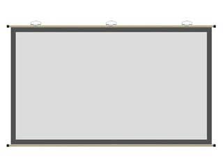 KIKUCHI 壁掛け式スクリーン 100インチワイドタイプ