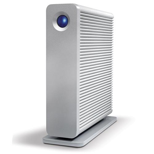 LACIE 3.5インチ外付けHDD容量3TB USB3.0、FireWire800、eSATA対応
