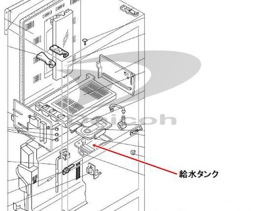 MITSUBISHI �y���i�z�O�H �①�� �����^���N M20KY6520
