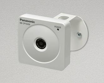 NATIONAL HDネットワークカメラ(屋内・無線/有線LANタイプ) BB-SP104W