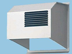 NATIONAL 気調・熱交換形換気扇用部材 屋外フード FY-HTX14