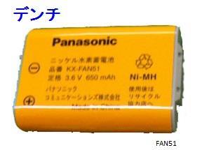 KX-FAN51