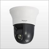 NATIONAL 2.4メガMOSセンサー搭載 屋内PTZカメラ