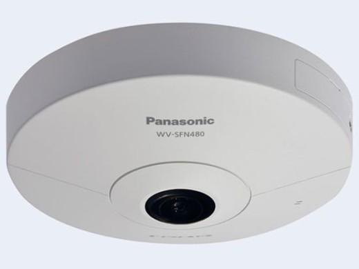 NATIONAL 9M 全方位 屋内対応ネットワークカメラ