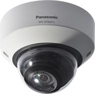NATIONAL 屋内対応ドームネットワークカメラ
