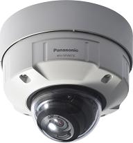 NATIONAL 屋外対応ドームネットワークカメラ