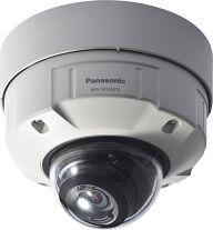 NATIONAL 屋外対応フルHD長焦点ドームネットワークカメラ