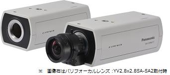 NATIONAL 屋内対応HDボックスネットワークカメラ