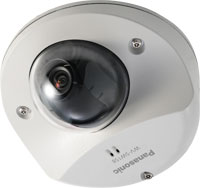 NATIONAL 屋外対応フルHDドームネットワークカメラ