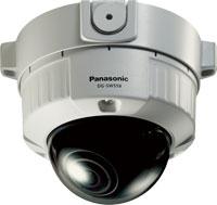 NATIONAL メガピクセルドームネットワークカメラ WV-SW559