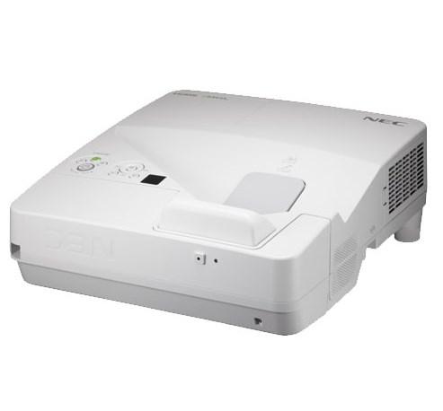 NEC 3500lm WXGA 電子黒板機能 超短焦点