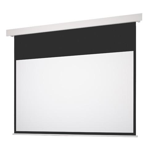 OS 80インチ電動スクリーン(16:9 白ブラケット) SEP-080HM-MRW2-WF203