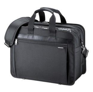 SANWASUPPLY モバイルプリンタ/プロジェクターバッグ BAG-MPR3BKN